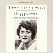 Cover of 1980 album shows a closeup of Peggy singing.