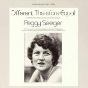 Cover of 1980 album shows a closeup of Peggy singing.