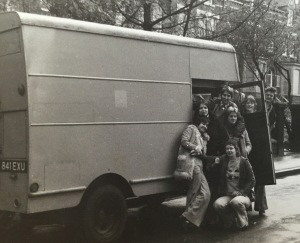 Jam Today with their van
