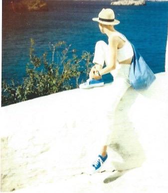 Pauline, Karpathos 2 1988