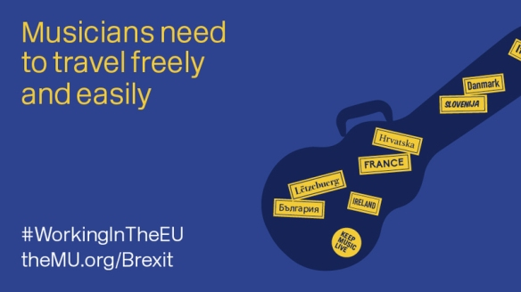 Support Freedom of Movement for Musicians